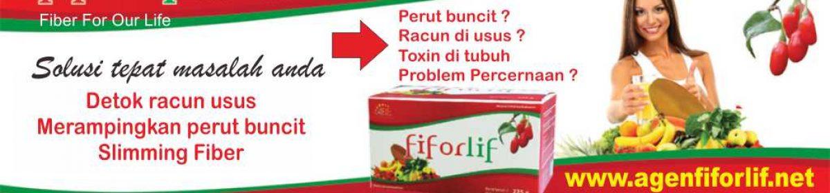 Agen Resmi Fiforlif Herbal Pelangsing Alami